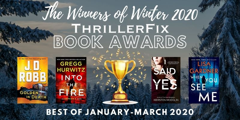 Thrillerfix Winter 2020 Winners