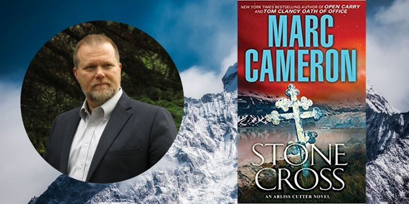 Talking Thrillers with Author Marc Cameron: Stone Cross