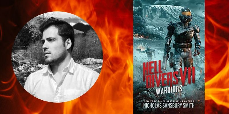 Author Nicholas Sansbury Smith- Hell Divers