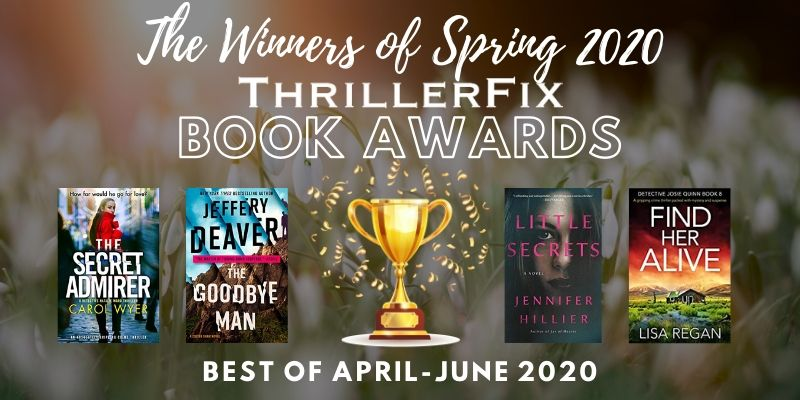 The Best Thrillers of April-June 2020