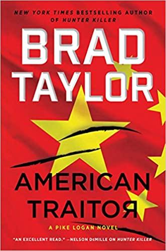 American Traitor, by Brad Taylor
