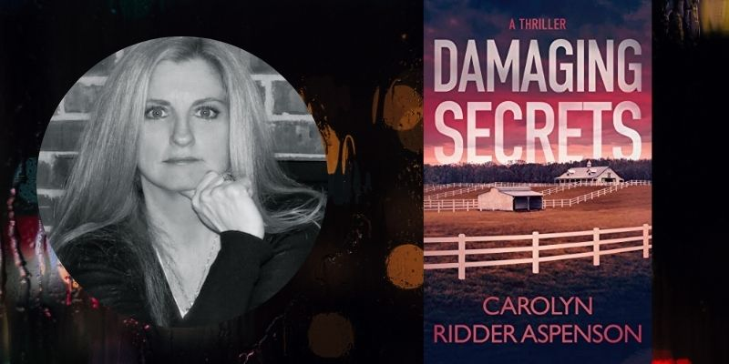 Review: Damaging Secrets by Carolyn Ridder Aspenson