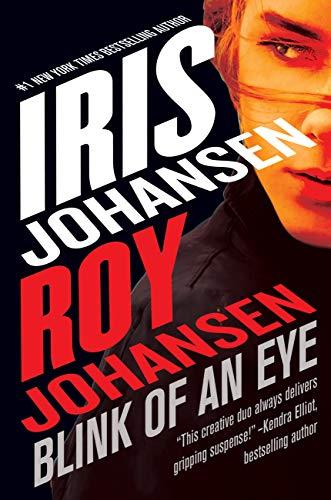 Blink of an Eye, by Iris Johansen