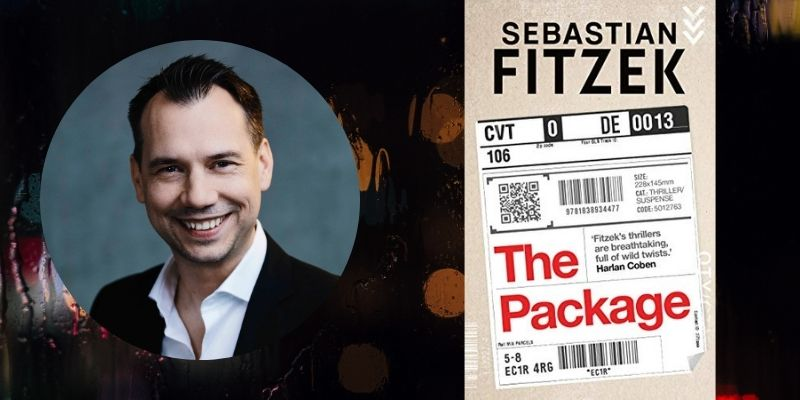 Talking Thrillers with Author Sebastian Fitzek: The Package