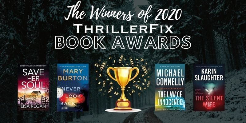 The Winners of the 2020 Thrillerfix Book Awards