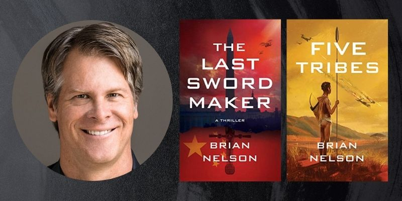 Talking Thrillers with Author Brian Nelson: The Course of Empire Series