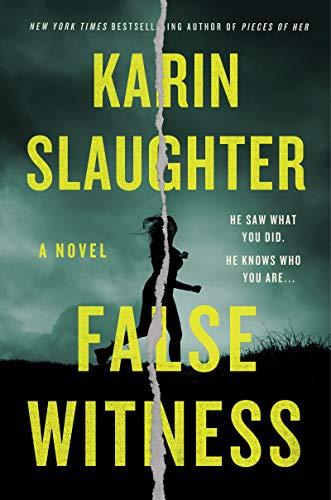 False Witness, by Karin Slaughter
