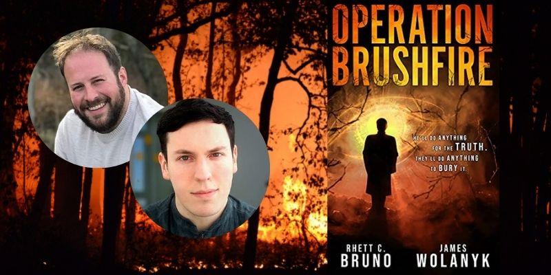 Talking Thrillers with Author Rhett Bruno: Operation Bushfire
