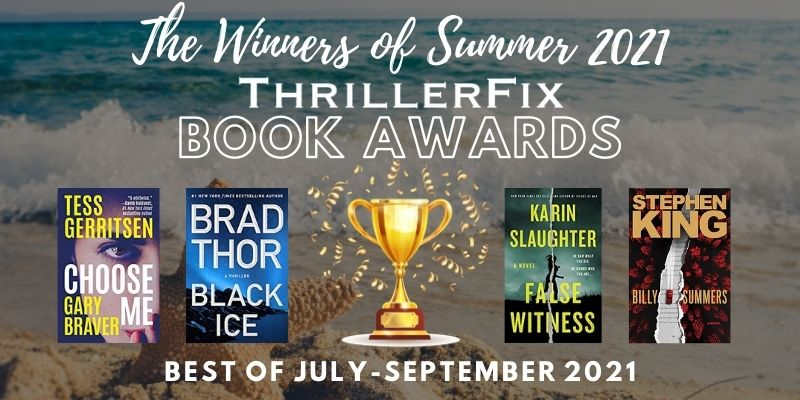 The Best Thrillers of July-September 2021